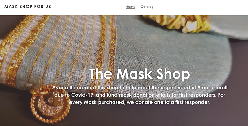 Ph(c) The Mask Shop website